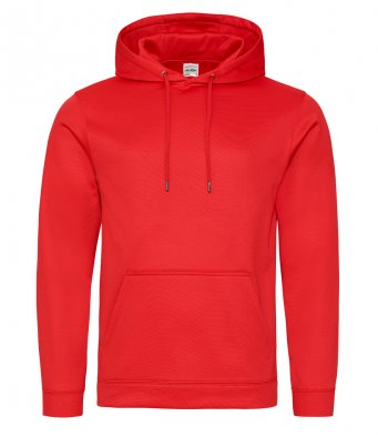Just Hoods JH006 - Sports Polyester Hoodie Wizard Printers