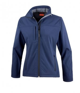 Result RS121F - Ladies Classic Soft Shell Jacket Wizard Printers