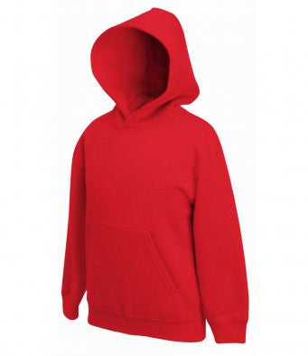 Fruit of the Loom SSE14B - Kids Premium Hooded Sweatshirt Wizard Printers