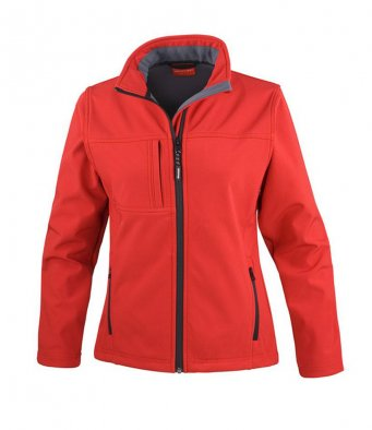 Ladies Classic Soft Shell Jacket - RS121F