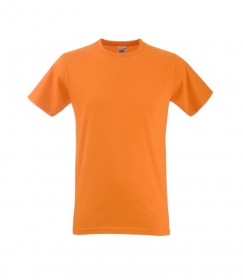 SS120 - Fitted Valueweight T Shirt