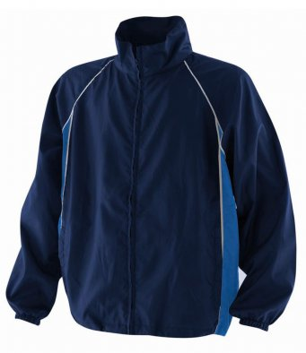Finden Hales LV612 - Kids Showerproof Training Jacket Wizard Printers