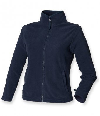 Henbury H851 - Ladies Micro Fleece Jacket Wizard Printers