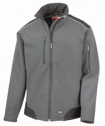 Work-Guard Ripstop Soft Shell Jacket - RS124