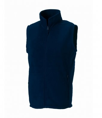 Russell 872M - Outdoor Fleece Gilet Wizard Printers