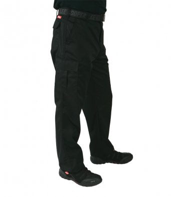 LC205 - Workwear Cargo Trousers