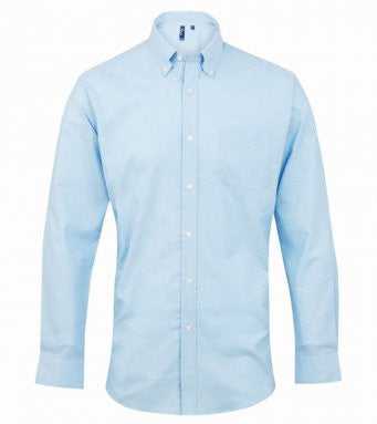 PR234 - Long Sleeve Oxford Shirt