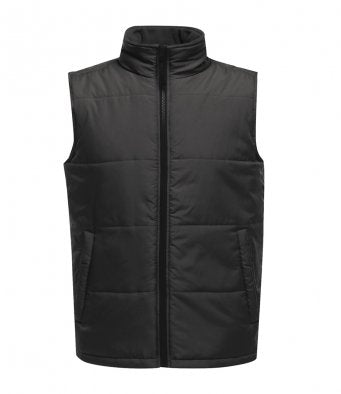 Regatta RG629 - Standout Access Insulated Bodywarmer Wizard Printers