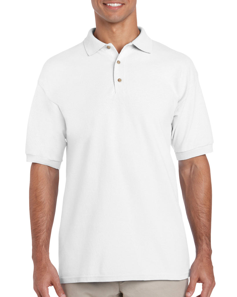 GD38 - Gildan Ultra Cotton Pique Polo Shirt - Wizard Printers - 6