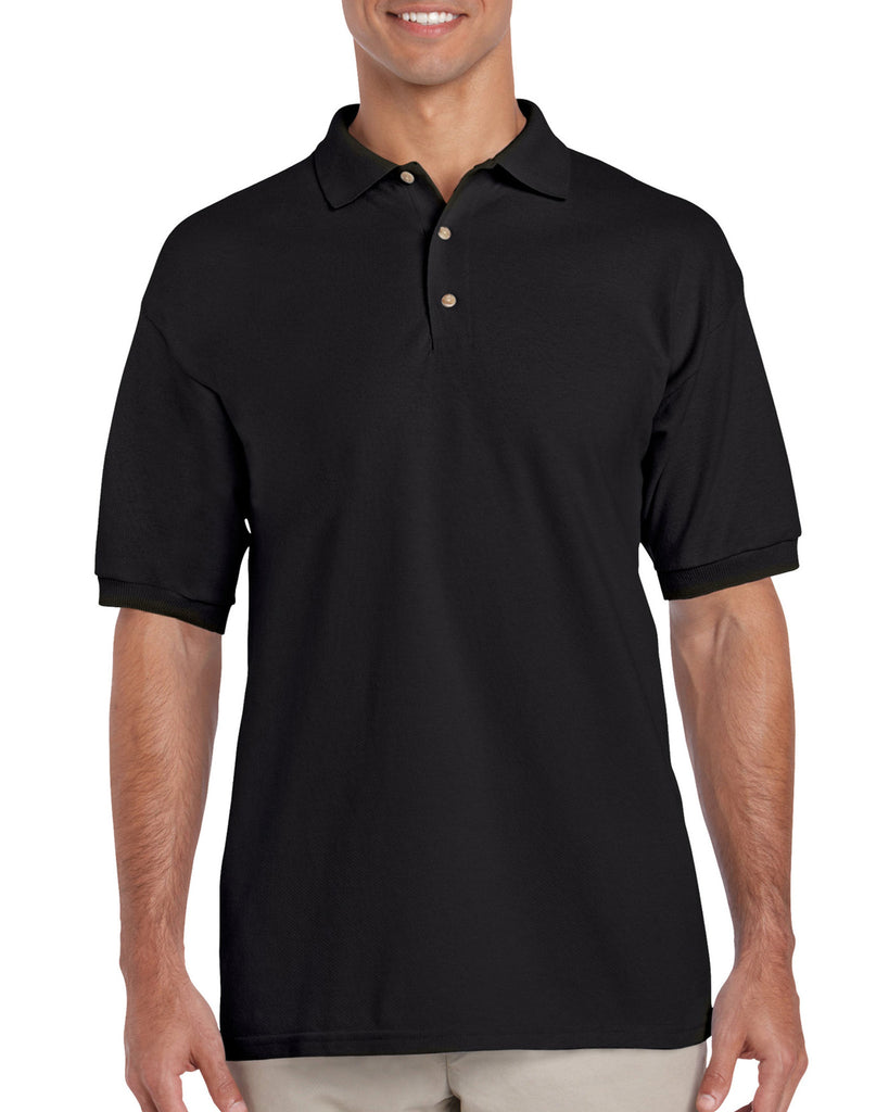 GD38 - Gildan Ultra Cotton Pique Polo Shirt - Wizard Printers - 7