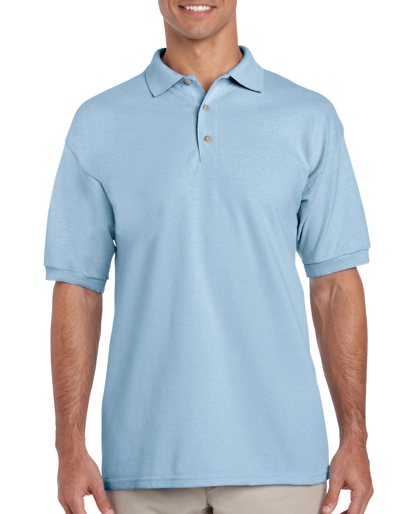 GD38 - Gildan Ultra Cotton Pique Polo Shirt - Wizard Printers - 8