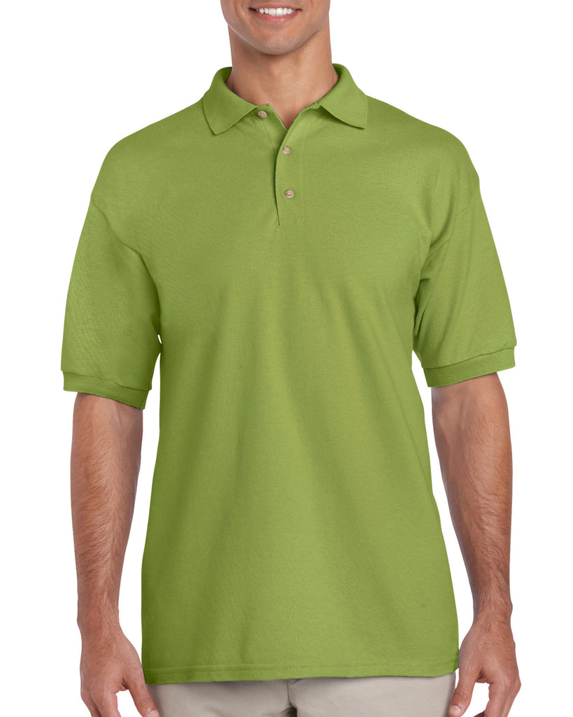 GD38 - Gildan Ultra Cotton Pique Polo Shirt - Wizard Printers - 12