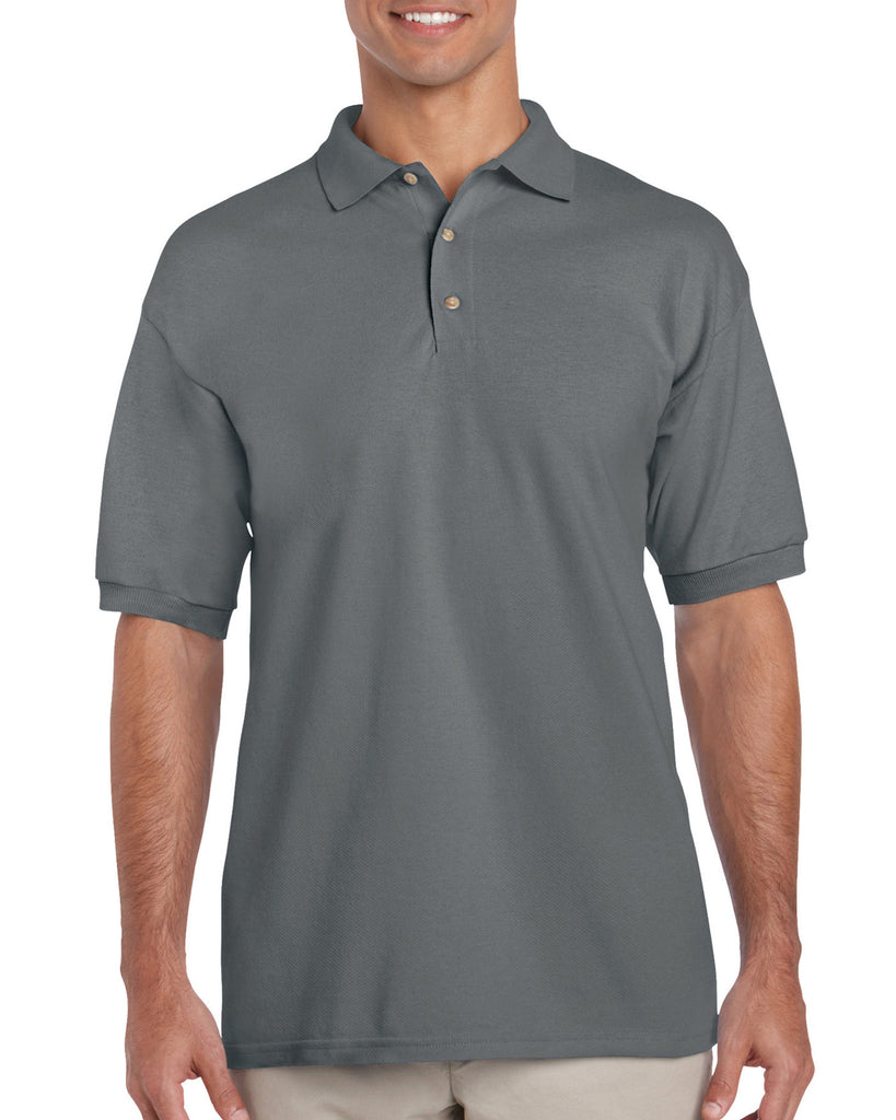 GD38 - Gildan Ultra Cotton Pique Polo Shirt - Wizard Printers - 3