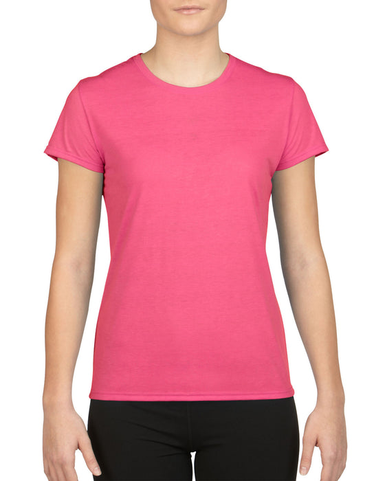 Gildan GD170 - Ladies Performance T Shirt Wizard Printers