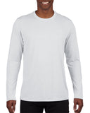 GD121 - Gildan Adult Performance Long Sleeve T-shirt - Wizard Printers - 7