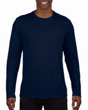 GD121 - Gildan Adult Performance Long Sleeve T-shirt - Wizard Printers - 5