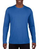 GD121 - Gildan Adult Performance Long Sleeve T-shirt - Wizard Printers - 3
