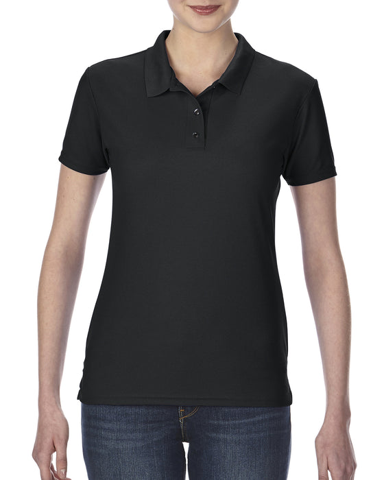 Gildan GD173 - Ladies Performance Polo Shirt Wizard Printers