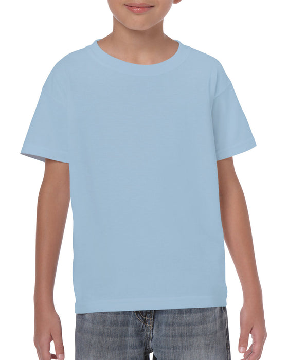 Gildan GD05B - Kids Heavy Cotton T Shirt Wizard Printers