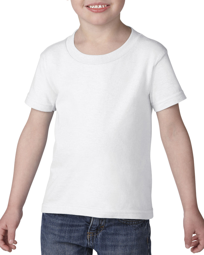Heavy Cotton Toddler T Shirt - GD05P Wizard Printers