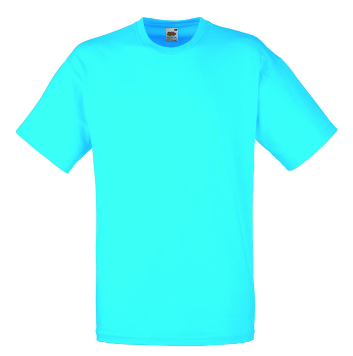 SS6 - Fruit of the Loom Value T Shirt Wizard Printers