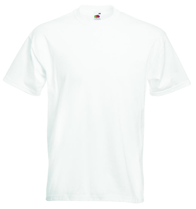 Fruit of the Loom SS10 - Super Premium T Shirt Wizard Printers
