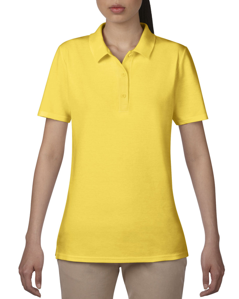 AV6280L - Anvil Ladies Double Pique Polo Shirt - Wizard Printers - 4