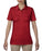 Anvil AV6280L - Ladies Double Pique Polo Shirt Wizard Printers