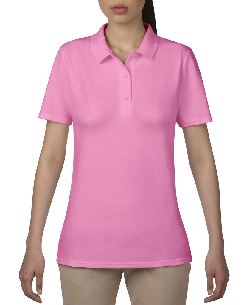 AV6280L - Anvil Ladies Double Pique Polo Shirt - Wizard Printers - 7