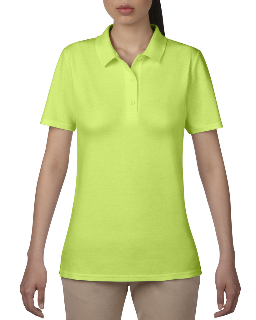 AV6280L - Anvil Ladies Double Pique Polo Shirt - Wizard Printers - 8