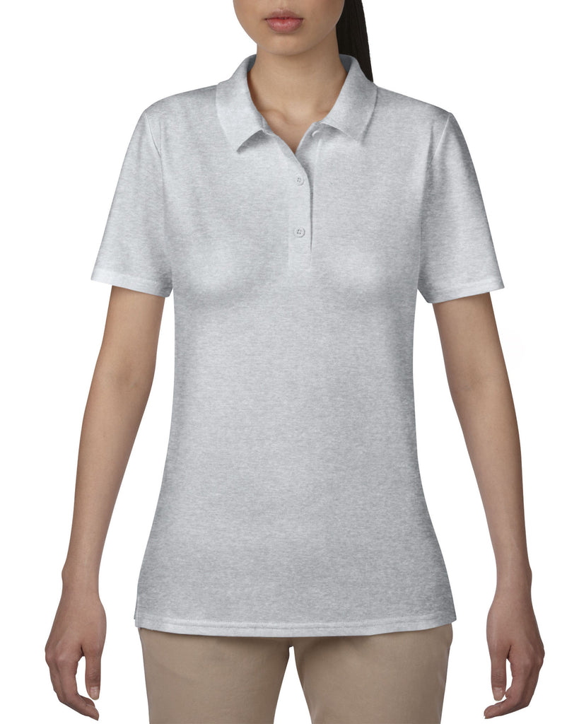 AV6280L - Anvil Ladies Double Pique Polo Shirt - Wizard Printers - 9