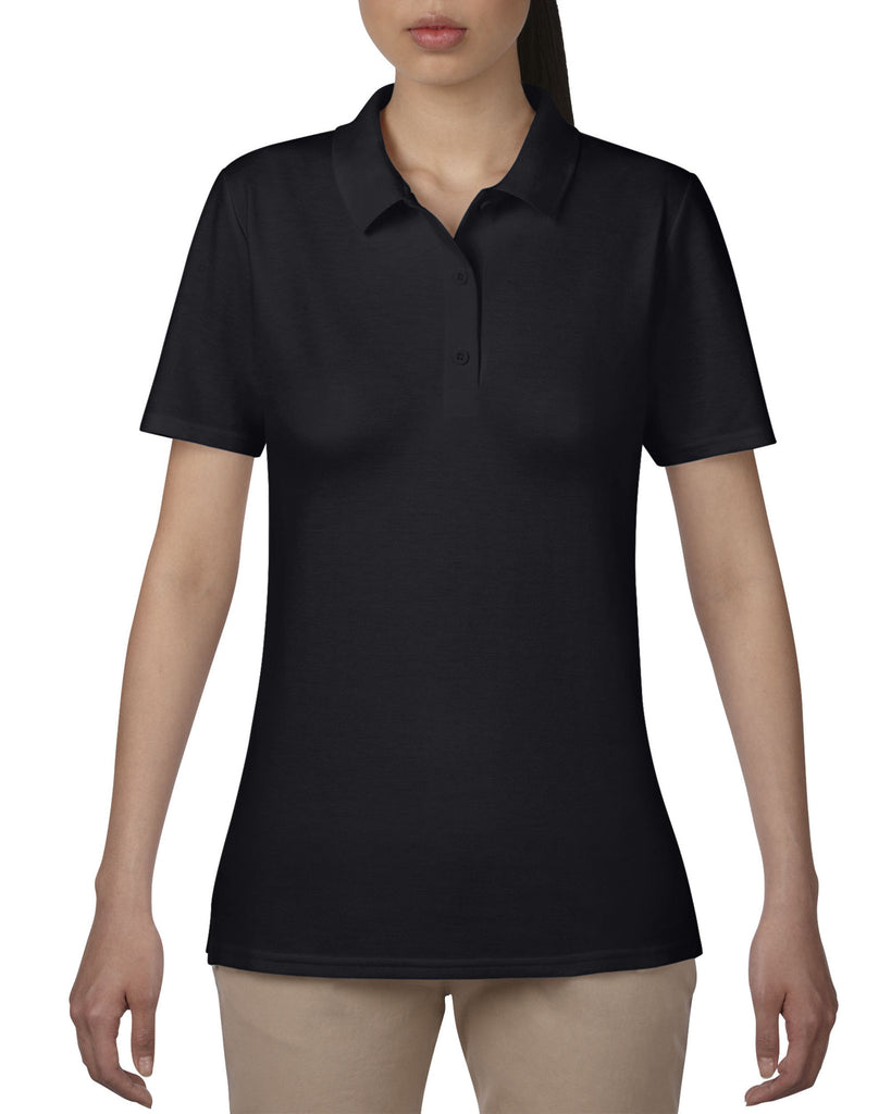AV6280L - Anvil Ladies Double Pique Polo Shirt - Wizard Printers - 10