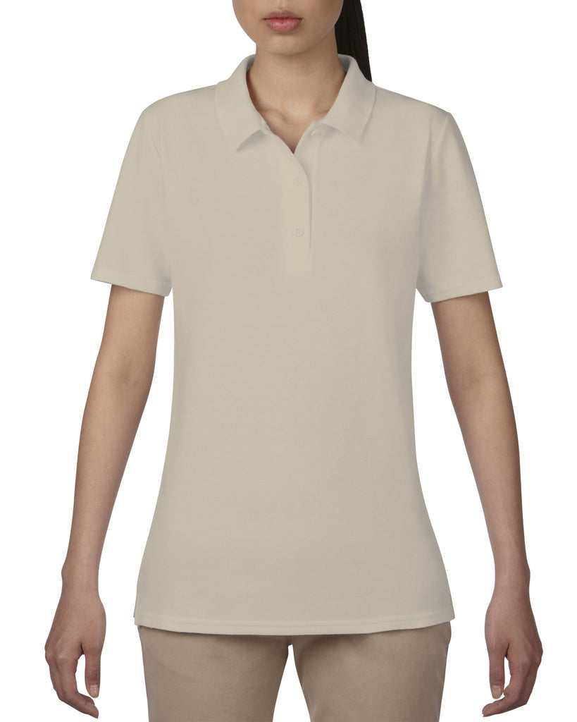 AV6280L - Anvil Ladies Double Pique Polo Shirt - Wizard Printers - 12