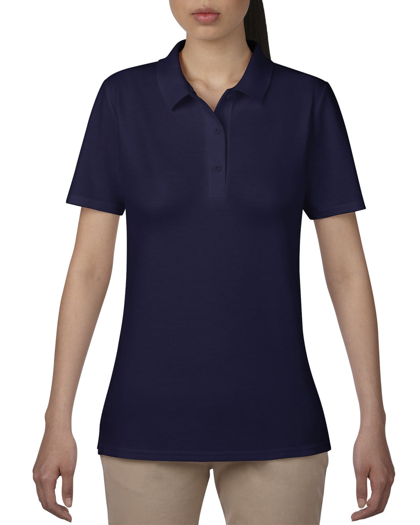 AV6280L - Anvil Ladies Double Pique Polo Shirt - Wizard Printers - 13