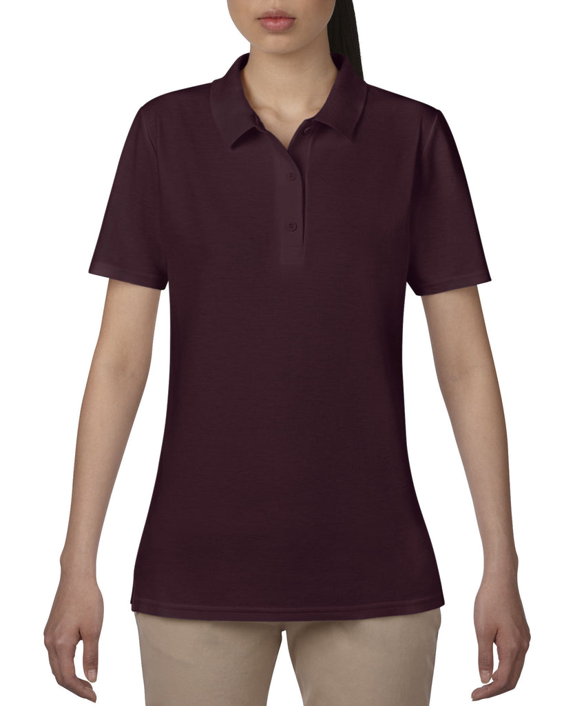 AV6280L - Anvil Ladies Double Pique Polo Shirt - Wizard Printers - 17