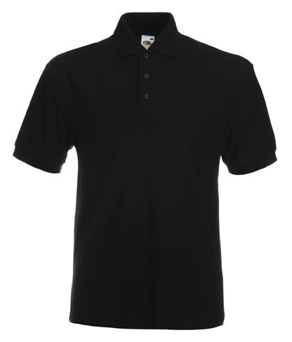 Heavy Poly/Cotton Polo Shirt - SS27 Wizard Printers
