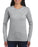 Gildan GD76 - Ladies SoftStyle Long Sleeve T Shirt Wizard Printers