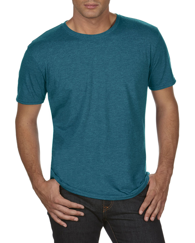 Adult Tri-Blend T-Shirt - AV6750 Wizard Printers