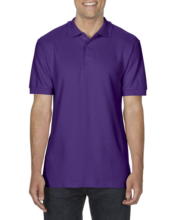 Gildan GD43 - Premium Cotton Polo Shirt Wizard Printers