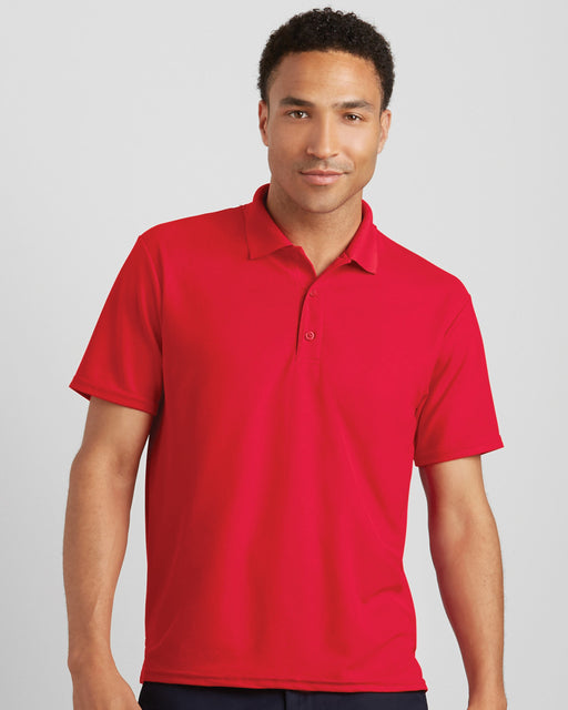 Gildan GD123 - Performance Polo Shirt Wizard Printers