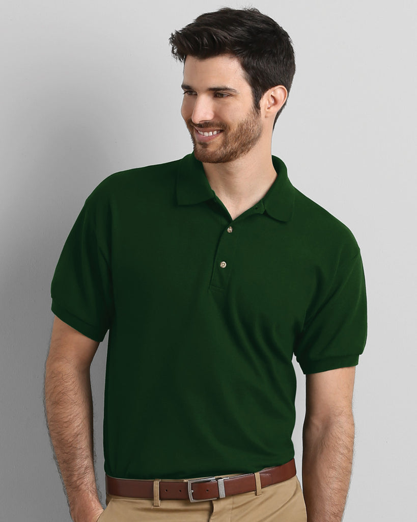 GD38 - Gildan Ultra Cotton Pique Polo Shirt - Wizard Printers - 1
