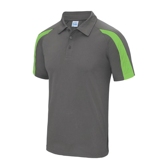 JC043 - Contrast Polo Shirt