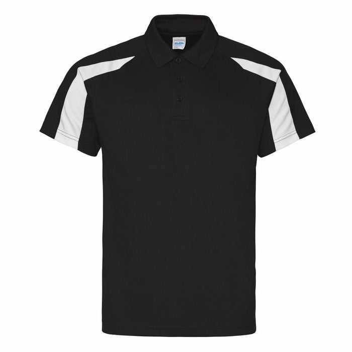 AWDis Just Cool JC043 - Contrast Polo Shirt Wizard Printers