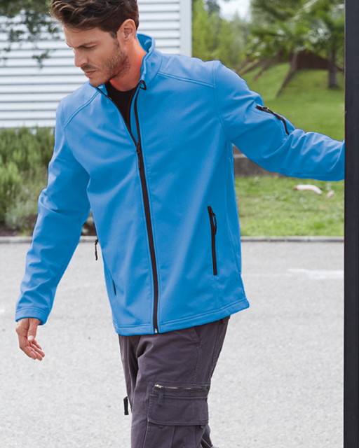 KB401 - Soft Shell Jacket