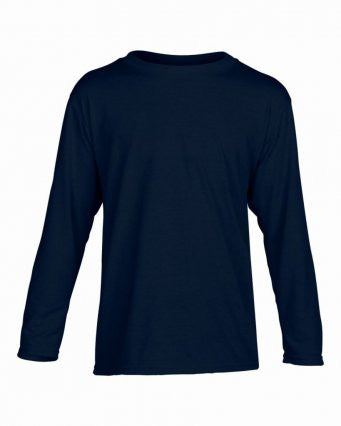 Gildan GD121B - Kids Performance Long Sleeve T Shirt Wizard Printers