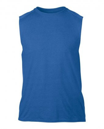 Gildan GD122 - Performance Sleeveless T Shirt Wizard Printers