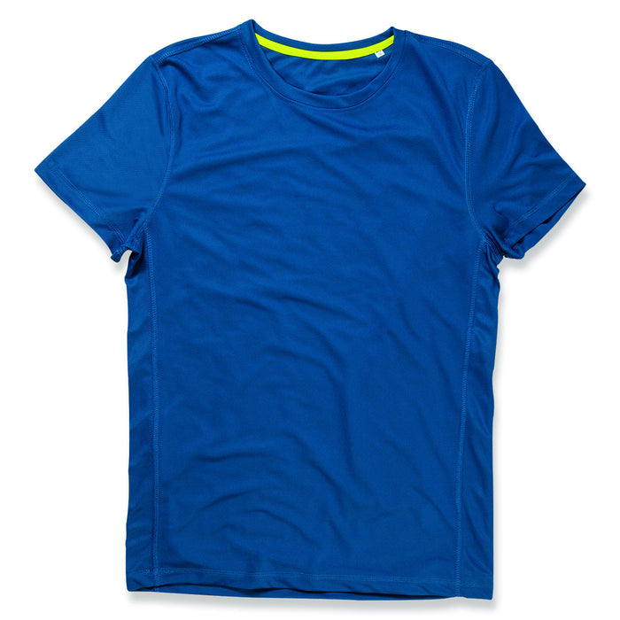 Active By Stedman Mens 140 Crew Neck T-Shirt - ST8400 Wizard Printers