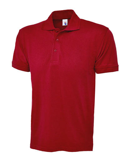 Uneek UC109 - Essential Polo Shirt Wizard Printers