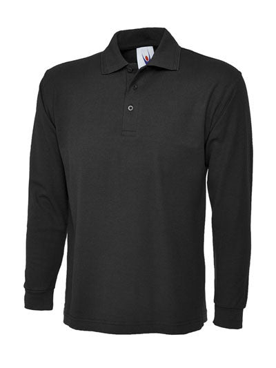 UC113 - Long Sleeve Polo Shirt