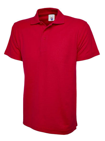 Uneek UC124 - Olympic Polo Shirt Wizard Printers